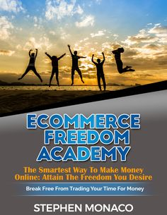 "Entrepreneur Magazine: ""An Online Business Is the Shortest Route to Financial Freedom.""  Enroll Today!"