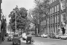 Leeuwarden.De Tweebaksmarkt omstreeks 1959