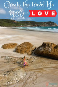 """eBook SALE for Valentine's Day - $11 off our book: """"How to Create a Travel Life You Love"""""""