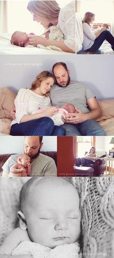 Newborn Session:  Kelly Gorney Photography