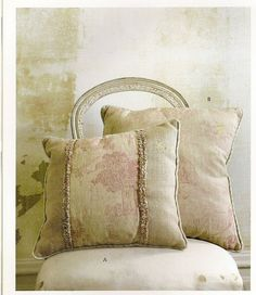 pillow idea to make