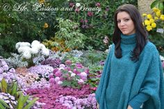 Life, passion and beauty: Outfit: Leaves and flowers of the fall Turtle Neck, Leaves, Passion, Fall, Flowers, Sweaters, Life, Outfits, Beauty