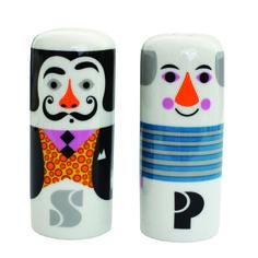 Pablo Picasso & Salvador Dali Salt & Pepper Set (£18.00)