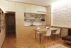 atelier VIZAGE - Reconstruction Of An Apartment / Brno, Czech Republic