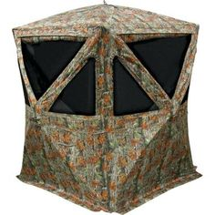 Very large popup blind from Primos on Cabelas. Hunting Blinds, Popup
