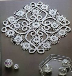 Resultado de imagen para frivolite a crochet