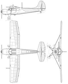 Яковлев Як-12 (Yakovlev Yak-12.svg)
