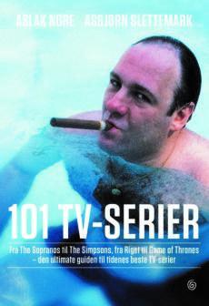 101 tv-serier - fra The Simpsons til The Sopranos, fra Riget til Game of Thrones av Aslak Nore The Simpsons, Game Of Thrones, Things I Want, Games, Reading, Books, Movies, Movie Posters, Den