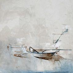 """""""Nacido en Mula en noviembre de 1972, desde pequeño se vió atraído por el mundo de la pintura cuando observa a..."""