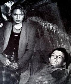 "Gérard Philipe & Madeleine Robinson - ""Une si jolie petite plage"" - Yves Allégret (1949)"