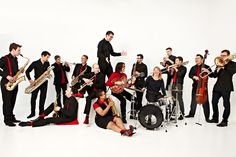 A Night at the Movies guests: The London Gay Big Band