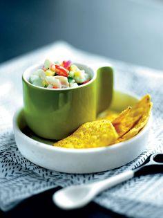 Resepti: Kielenvievä ceviche