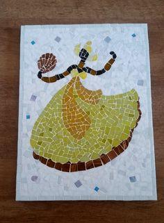 Oxum #oxummosaico #mosaic