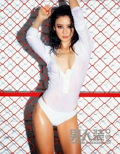 Yuan Shanshan covers 'FHM' magazine | China Entertainment News