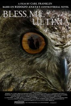 Bless Me, Ultima, by Rudolfo Anaya - F Anaya/pb. Chronicles the story of an alienated New Mexico boy who seeks an answer to his questions about life in his relationship with Ultima, a magical healer. Good Books, Books To Read, My Books, Reading Books, Peliculas Audio Latino Online, Free Epub, Anaya, Ya Novels, Thing 1