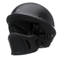 Bell Rogue Helmet Pictures - Matte Black