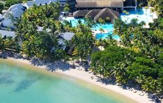 The Ravenala Attitude Balaclava The Ravenala Attitude is a 4-star All Suite hotel, tucked away in an exotic garden between the Indian Ocean and the Citron River on the north-west coast of Mauritius.
