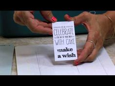 Creative Cafe Try A Trend: Let's Party Pop Up Card | Spellbinders