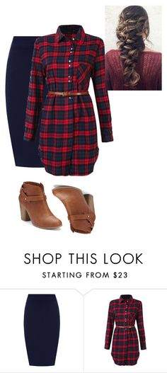 """""""Untitled #866"""" by bye18 ❤ liked on Polyvore featuring WearAll and LC Lauren Conrad"""