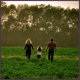 Farm families care...about their land, animals - and their family's future.