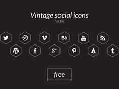 Free Icons for Web and User Interface Design # 28