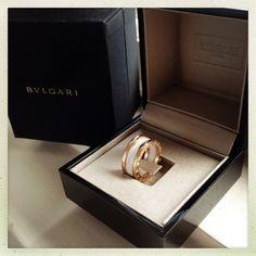 In Love! Bvlgari Ring