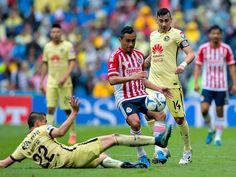 Previo: Guadalajara vs América, Torneo Clausura 2016 | Futbol Mexicano | TelevisaDeportes.com