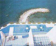 Gio Pont1, Parco Dei Principi Hotel, 1960
