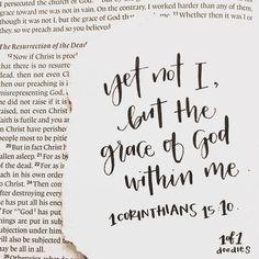 1 Corinthians 15:10