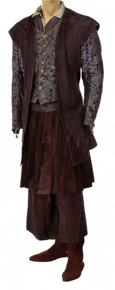 Lord Donnon council costume from The Chronicles of Narnia: Prince Caspian. Fantasy Costumes, Cosplay Costumes, Mens Sleeveless Jacket, Narnia Costumes, Long Sleeve Undershirts, Costume Patterns, Wardrobes, Menswear, Fashion Outfits