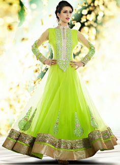 Indian Bridal Mehndi Dress Designs Latest Collections 2016 - start2zero.com