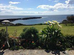 Maison vue imprenable sur océan à 40 m de la mer sur terrain clos de 5000 m²   Location de vacances à partir de Morbihan @homeaway! #vacation #rental #travel #homeaway