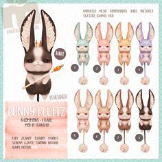 MishMish - Bunny Fluffz