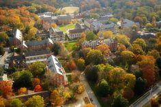 Agnes Scott College - Images of Fall