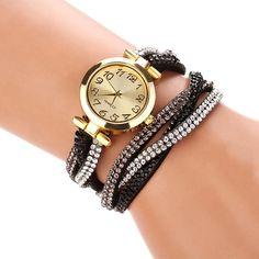 $1.99 (Buy here: https://alitems.com/g/1e8d114494ebda23ff8b16525dc3e8/?i=5&ulp=https%3A%2F%2Fwww.aliexpress.com%2Fitem%2FHot-Duoya-Women-Quartz-Bracelet-Wrist-Watch-Rhinestone-Leather-Band-pulsera-mujer-relojes-montres-femmes-relogio%2F32743459535.html ) Hot Duoya Women Quartz Bracelet Wrist Watch Rhinestone Leather Band pulsera mujer relojes montres femmes relogio feminino WSep28 for just $1.99