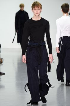 Craig Green - Fall 2015 Menswear - Look 25 of 31---Could be worn by either sex