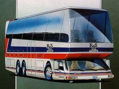 Steinwinter-Konzept: Lkw-Vision von 1983 | Bild 6 - autozeitung.de