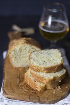 Cake del nord alla birra - Nordic savory cake with beer