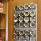 How To Organize Your Spices- Make Your Own Magnetic Storage Jars-video