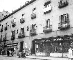 palacio-duque-de-lerma_calle-san-bernardo_1954