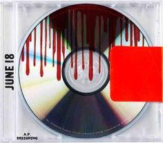 yeezus 15 - Rolling Out Kanye West Yeezus, Pochette Album, Cover Art, Design
