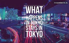 #tokyo #whathappens # Instagram @martinhosner #followme