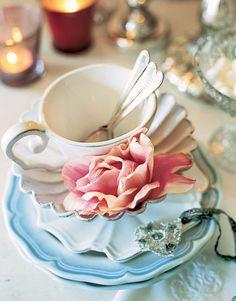 sea tea cup