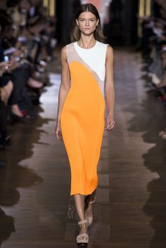 Stella McCartney Spring 2013 Ready-to-Wear Fashion Show - Kasia Struss (Women)