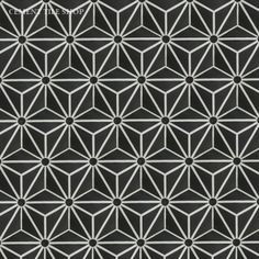 "Tess III from Cement Tile Shop.  Hexagon 8""x9""  $20.27/sf"
