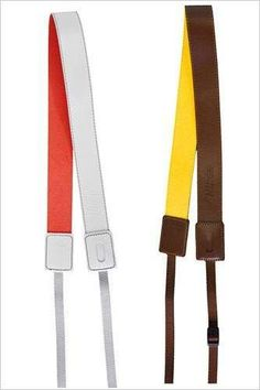 Personalized Leather Neck Strap Lanyards with smooth metal phone buckle, nobility and trendy, good for advertisement, promotion....
