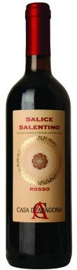 Casa d'Aragona, Salice Salentino, Italy 2012  17.5/20pts (91/100pts)  buy at Majestic 8.99