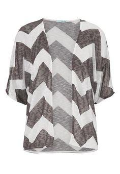 chevron stripe cardigan (original price, $32) available at #Maurices