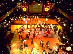 Wild Horse Saloon. Nashville, TN! Loved it!! My tiny niece did spins on the dance floor until she finally fell!!