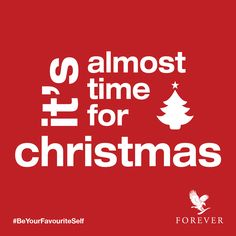 It's the most wonderful time of year! #ForeverLiving     http://link.flp.social/UCydjE    http://link.flp.social/1RFNVm